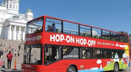CityTour Hop-On Hop-Off Red Buses