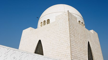 Quaid Mausoleum