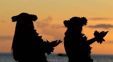 Sunset Luau