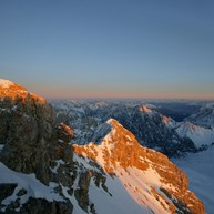 Mount Zugspitze