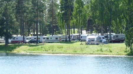 Vivstavarvstjärns Camping