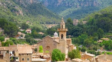 Monastery at Valldemossa
