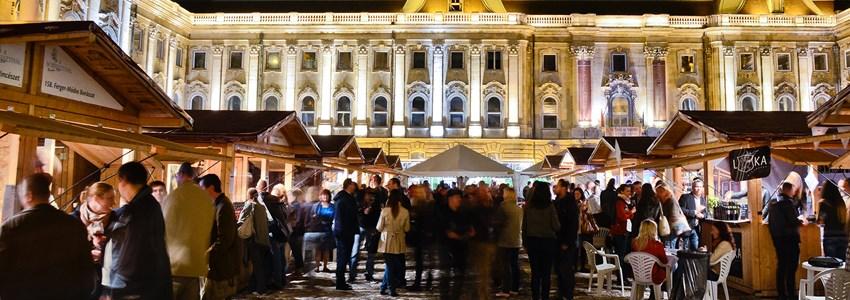 Festival in Buda Castle