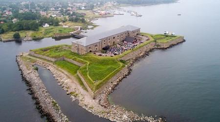 Drottningskärs Kastell - one of Sweden's foremost defence constructions