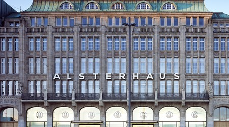 The Alsterhaus in Hamburg – Innovative and luxurious