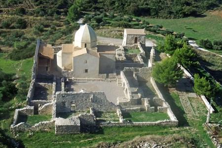 The Monastery of Panagia Skopiotissa