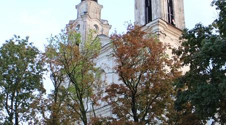St. Francis Ksaveras Church and Jesuits' Monastery