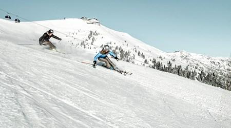Ski area Schmittenhöhe