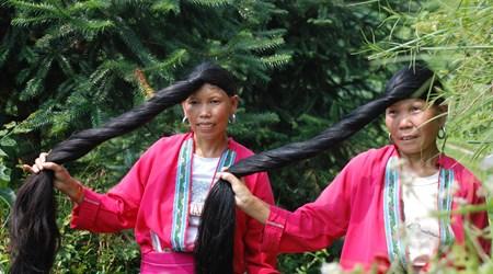Longji Minorities Dance
