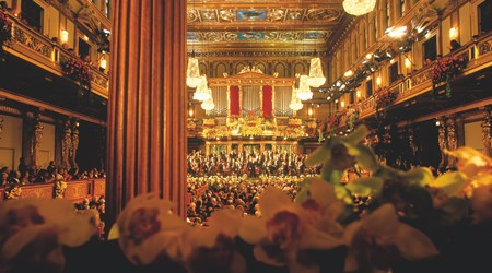 New Year's Concert of the Vienna Philharmonic Orchestra