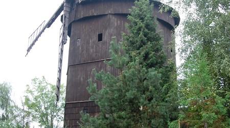 Windmill w Rogierówko