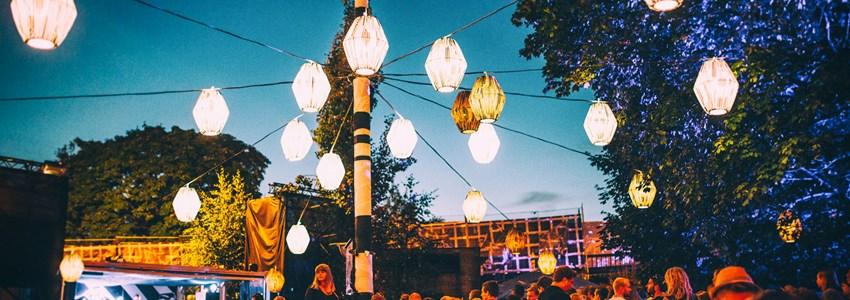 Flow Festival takes place in August in Helsinki.