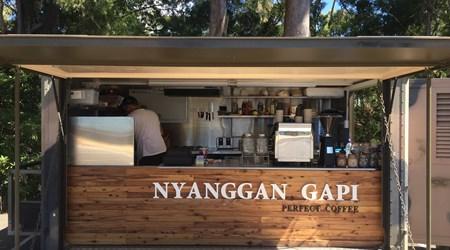 Nyanggan Gapi Cafe