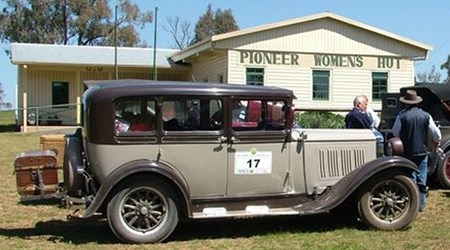 Pioneer Women's Hut Museum