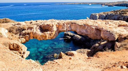 Cape Greco National Forest Park
