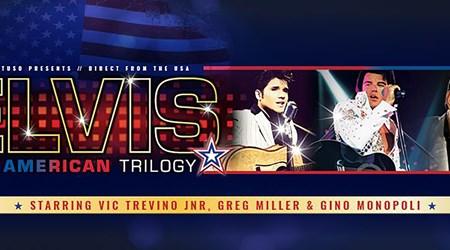 Elvis An American Trilogy: Ballina