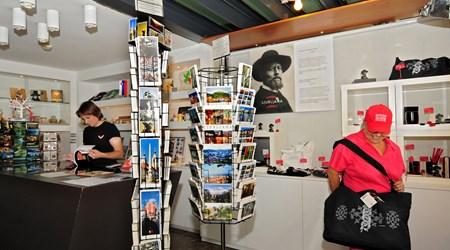TIC Shop Ljubljana