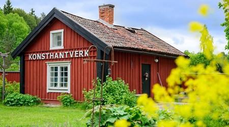 Österåkers Konsthall-Länsmansgården, Åkersberga