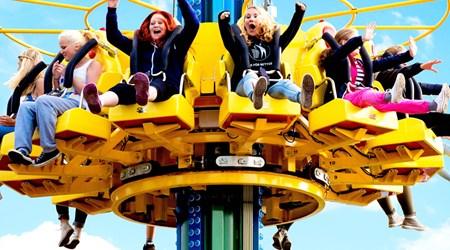 Leksand Amusement Park