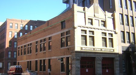 Boston Fire Museum