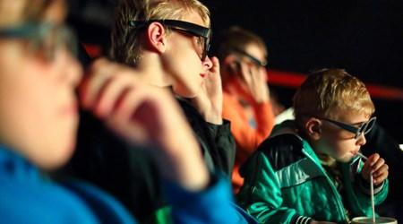 L'Hemisfèric IMAX Cinema