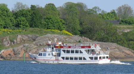 Royal Line Sightseeing Cruise