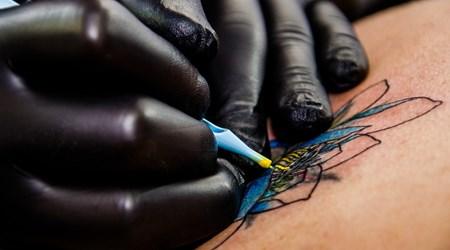 Spyke tattoo piercing