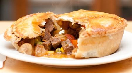 Meldrum's Pies In Paradise
