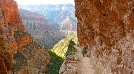Guided Grand Canyon Hiking Tours