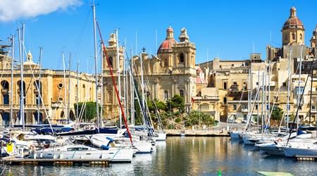 The Three Cities of Cottonera