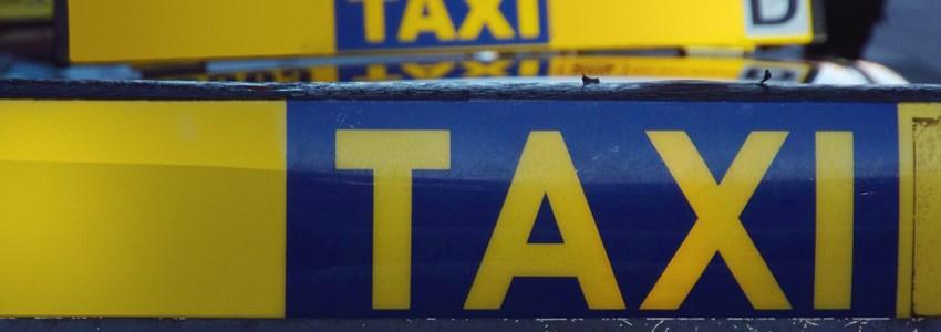 Taxi in Dublin