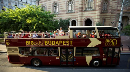 Big Bus Sightseeing Tour