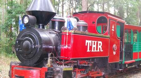 Timbertown Heritage Theme Park