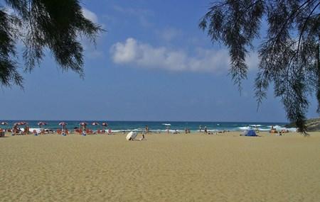 Potamos beach (Malia)