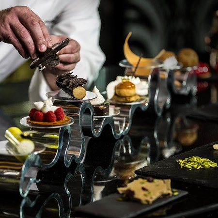 Celebrity Restaurants/Chefs