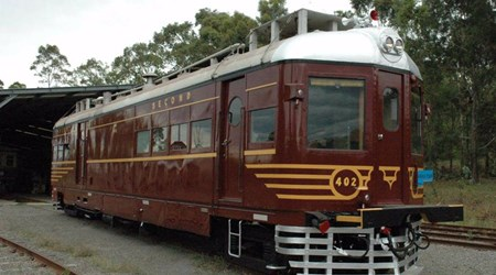 Paterson Rail Motor Museum and Society