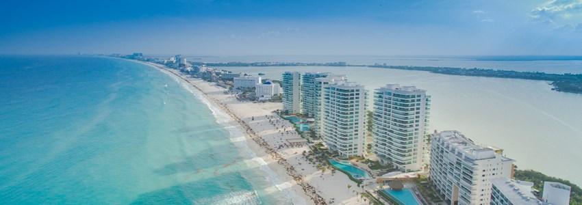Hotel Zone - Cancun, Mexico