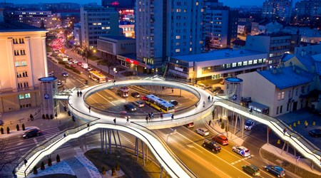 Round Footbridge