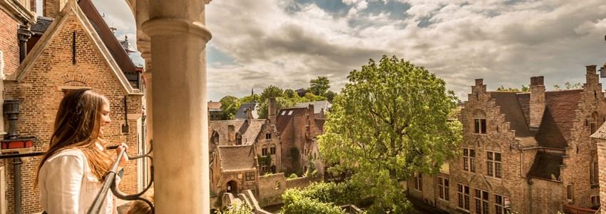 Discovering Bruges: Bonifaciusbrug