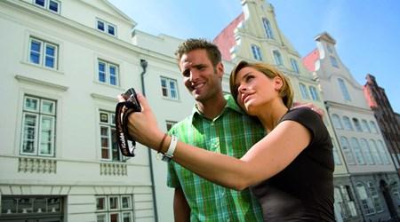 Audio-Visual City Tour of Lübeck