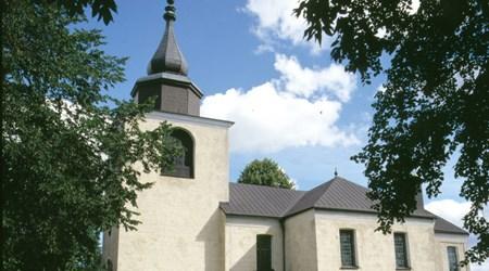 Östra Ryds church