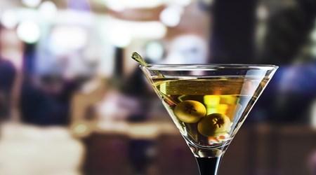 Wayne Harper's Martini Club