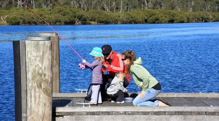 Sussex Inlet Annual Family Fishing Carnival