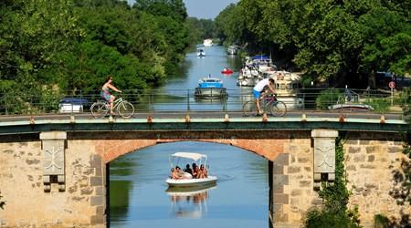 Canal du Midi: the dream of the Sun King