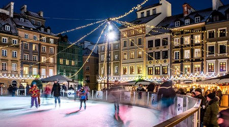 Ice-skating rinks