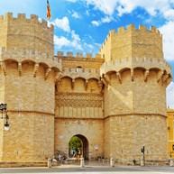 The Serranos Towers