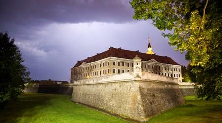 The Lubomirski Castle