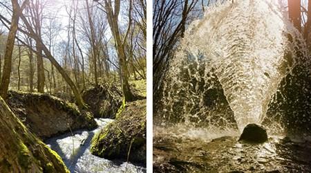 Hiking - Vöröskő - Spring