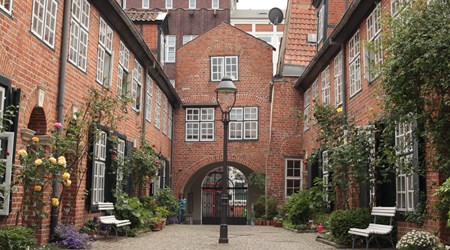 Courtyards and Alleyways