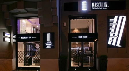 Masculin Gentlemen's Salon & Day Spa
